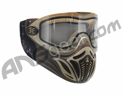 2009 Empire E-Vents Paintball Mask - LE Brown