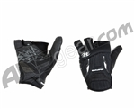 Empire 09 Freedom Fingerless Paintball Gloves - Black