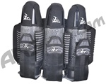 Empire 09 Liquid Hinge Pack Paintball Harness - 3+6 - Acid