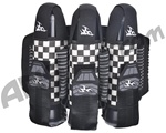 Empire 09 Liquid Hinge Pack Paintball Harness - 3+6 - Checkerboard