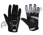 Empire 2007 React SS Paintball Gloves - Black