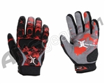 Empire 2008 Invert SE Paintball Gloves - Red Camo