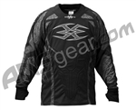 Empire 2011 Contact ZE Paintball Jersey - Black