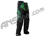 2011 Empire Contact LTD ZE Paintball Pants - Green Blast