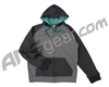 Empire ZE Rise Hooded Sweatshirt - Grey