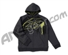 Empire ZE Splash Hooded Sweatshirt - Yellow
