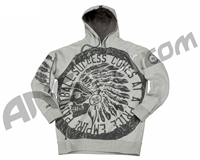 2012 Empire Chief TW Hooded Sweatshirt - Grey