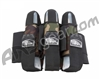 2012 Empire React Breed Paintball Harness - 3+6 - Woodland Camo