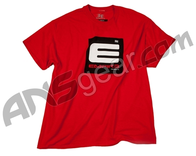 Empire 2013 Square THT T-Shirt - Red