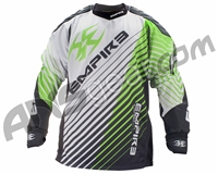 Empire 2014 Contact Zero FT Paintball Jersey - Home - Lime