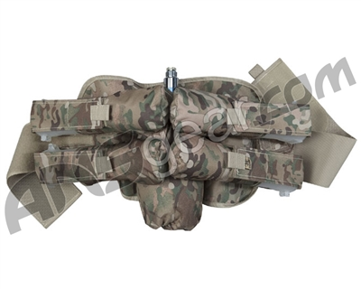 Empire 4+1 Paintball Harness w/ Velcro/Elastic - ETACS