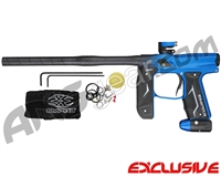 Empire Axe 2.0 Paintball Gun - Fade Dust Black/Cobalt
