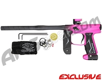 Empire Axe 2.0 Paintball Gun - Fade Dust Black/Dust Pink