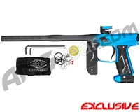Empire Axe 2.0 Paintball Gun - Fade Dust Black/Dust Teal