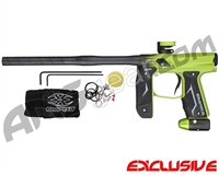 Empire Axe 2.0 Paintball Gun - Fade Dust Black/Sour Apple