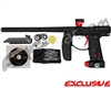 Empire Axe Paintball Gun w/ Inception Designs FLE Body Kit - Red
