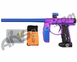 Empire Axe Paintball Gun - TT Electric Purple/Cobalt