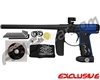 Empire Axe Paintball Gun - Dust Black/Cobalt Fade