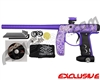 "Empire Axe Paintball Gun - Laser Engraved ""Good vs. Evil"""