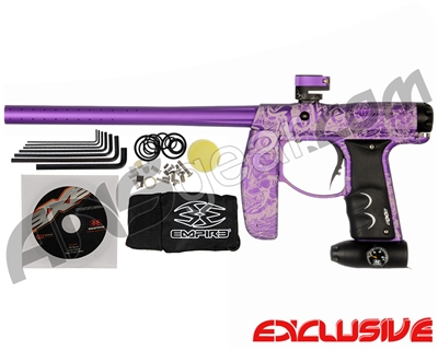 "Empire Axe Paintball Gun - Laser Engraved ""Joker"""