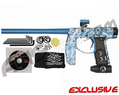 "Empire Axe Paintball Gun - Laser Engraved ""Nightmare"""