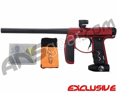 Empire Axe Paintball Gun - TT Reverse Black Widow