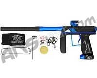 Empire Axe Pro Paintball Gun - Dust Black/Polished Blue
