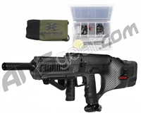Empire  Battle Tested D*Fender Paintball Gun - Limited Edition Grey Weave