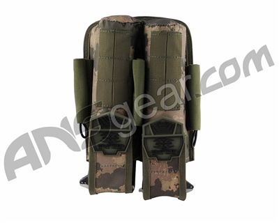 Empire Battle Tested 2+3 Pod Pouch Paintball Harness - Terrapat