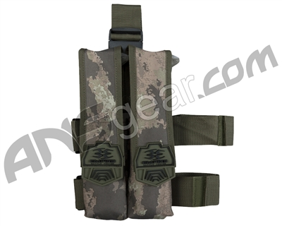 Empire Battle Tested Thigh Rig 2-Pod Pouch - Terrapat