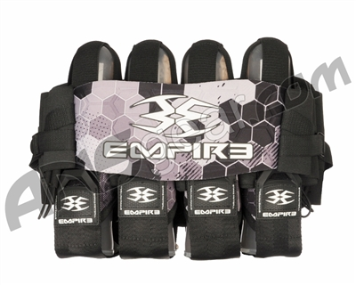 Empire Compressor Pack Hex FT Paintball Harness - 4+7 - Black