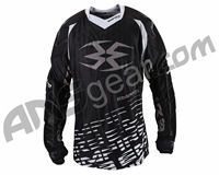 Empire 2015 Contact F5 Paintball Jersey - Black/Grey/White