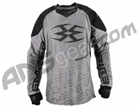 Empire 2015 Contact F5 Paintball Jersey - Grey/Black