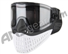 Empire E-Flex Paintball Mask - Black/Grey/White