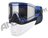 Empire E-Flex Paintball Mask - Blue/Black/White