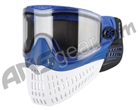 Empire E-Flex Paintball Mask - Blue/Blue/White
