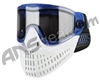 Empire E-Flex Paintball Mask - Blue/White/White