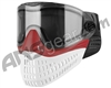 Empire E-Flex Paintball Mask - Grey/Red/White