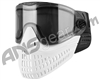 Empire E-Flex Paintball Mask - Grey/White/White