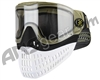 Empire E-Flex Paintball Mask - Olive/Black/White