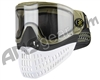 Empire E-Flex Paintball Mask - Olive/Grey/White