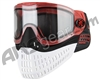 Empire E-Flex Paintball Mask - Red/Black/White
