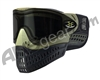 Empire E-Flex Paintball Mask - SE Olive w/ Smoke Lens