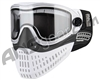 Empire E-Flex Paintball Mask - White/Grey/White