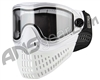 Empire E-Flex Paintball Mask - White/White/White