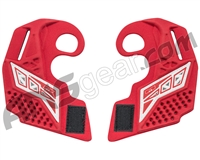 Empire EVS Ear Pieces - Red/White