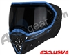Empire EVS Paintball Mask - Black/Blue