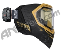 Empire EVS Paintball Mask w/ Recon HUD - Black/Gold