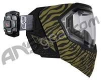 Empire EVS Paintball Mask w/ Recon HUD - Limited Edition Tiger Stripe