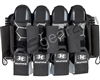 Empire F8 Komodo Action Pack Paintball Harness - 4+7 - Fossil